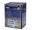 Funke Gold-Blue Variations (XXL Batteriefeuerwerk)