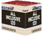 Lesli All Inclusive 120 (XXl Batteriefeuerwerk)