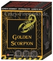 XPlode Golden Scorpion (XXL Batteriefeuerwerk)