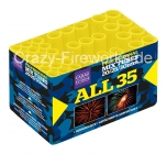 Gaoo ALL 35 (XXL Batteriefeuerwerk)