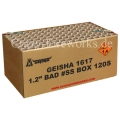 Geisha Bad Ass Box (XXL Batteriefeuerwerk)