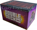 XPlode Double Deck Lila-Purple (XXL Batteriefeuerwerk)